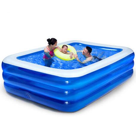 Achetez en gros grande piscine en plastique en ligne des for Piscine en plastique