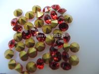 Wholesale SS27 288pcs Point Back Rhinestones glass China A strass chatons stone