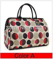 2014 new arrive girl's All-match portable travel bag luggage handbag light waterproof folding gym tote bag cheap online for sale