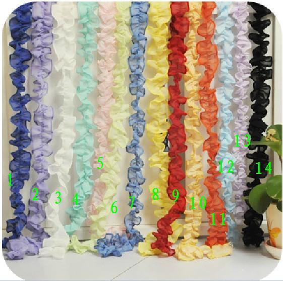 Elastic Netting Fabric Edge Fabric Trim Elastic