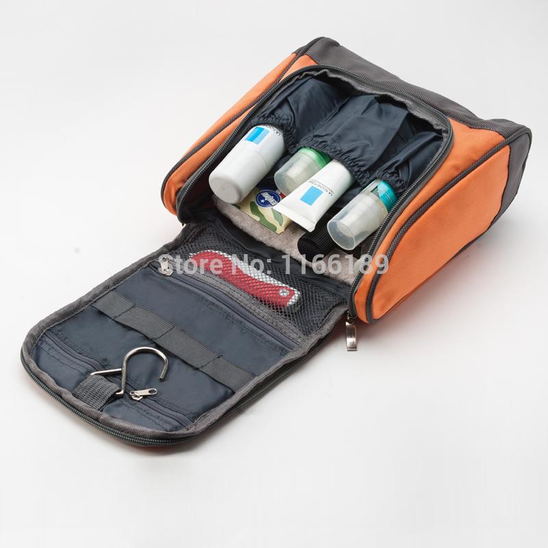 Travel wash bag male female waterproof cosmetic bag travel set nylon storage bag(China (Mainland))