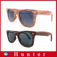 New 2014 Imitation Wood Bamboo Sunglasses Men Plastic Frame Cculos de sol Wayfarer Design Wood Grain Glasses ESWD4004