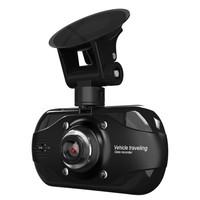"Hot Selling Car DVR 1080P Full HD Car Camera Dash Cam with 2.7"" TFT LCD 5.0MP 170 Degree G-sensor Night Vision Car DVRs"