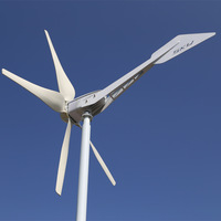 SKY 800W good performance horizontal wind generator