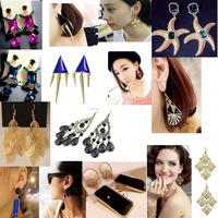 New Fashion Woman's Hot Cute Sweet Lovely Earrings Ear Studs Stud GIFT 14Style Fashion Dangle Earrings