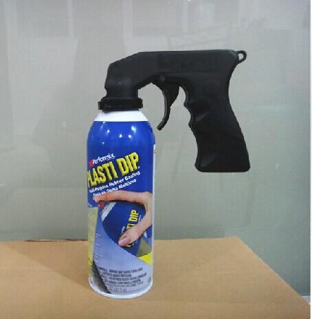 2015 free shipping!car styling portable spray gun plasti dip handle rim membrane spray gun tools labor-saving! Car colors tool(China (Mainland))