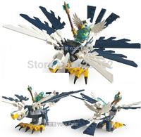 Bela II Skyhawk God Beast 10069! 103Pcs/set. CHIMA Qigong Legendary Series. Children Educational Toys, Building Blocks Assembled