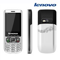 2014 newest uncloked cheap lenovo phone loud speaker dual sim russian keyboard items Metal body big battery power 1200mAh