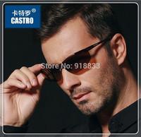 2014 New Style DesignerGglasses Polarized Men Driving Brand Sunglasses Aluminum Magnesium Alloy Luxury Sun Glasses Sport Eyewear