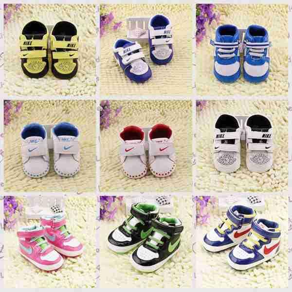 Per bambini di marca scarpe, bambino appena nato bambino scarpe da ginnastica di marca scarpe morbide età 0-18 mese prima escursionisti neonato sapatos r7121 bebe