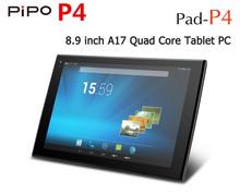 Original PIPO P4 8.9 inch IPS 1920x1200 RK3288 Quad Core 2GB RAM 16GB Dual Camera 8MP GPS HDMI Bluetooth WIFI Russian Tablet PC(China (Mainland))