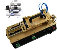 Latest Universal AUTO OCA Film Laminating Machine Multi-purpose Polarizer with Air Compressor for LCD Laminator