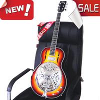 JAZZ guitar Electric acoustic guitar guitarra 188 alden Brand resonator guitar  folk guitar  free shipping
