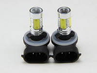 New Arrival H27 881 High Power 11W LED Cree Constant Currency DC 10v-24v White HeadLight LED Bulb Fog Lamp Free Shipping