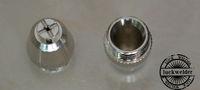 10pcs 1.1 Nozzles Fit SG-55 AG-60 Tip Air Plasma Cutter Consumable 50Amp