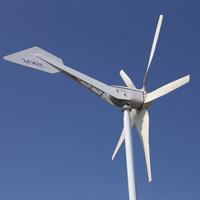 SKY 1200W good performance horizontal wind generator