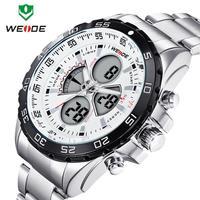 Relogio Masculino Sports Watches Men Luxury Brand WEIDE Relojes De Marca Reloj Hombre saat Whatch Men Montre Hodinky Deportivos
