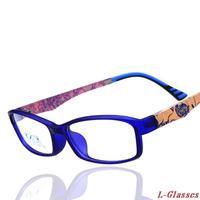 Wholesale 2014 New Women/men Model steel Optical Frame Soft and light Star Style Eyeglasses Spectacles myopia Frame Glasses
