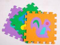 9 Pcs/Lot 30*30cm Baby Play Puzzle Mats Animal Pattern Learning & Education Tapete Infantile Tapete Eva Para Bebes Carpet