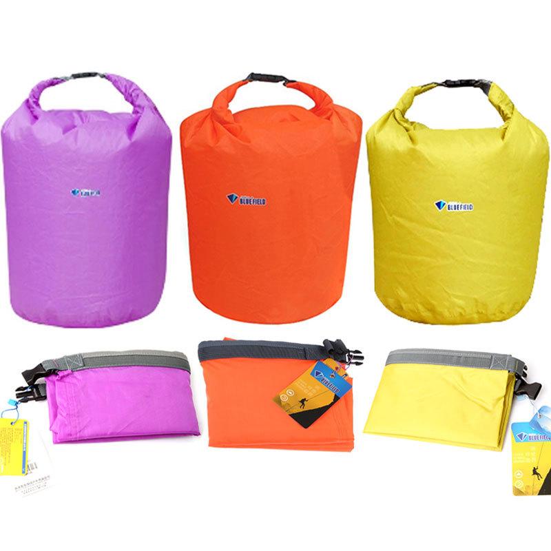 New Portable 20L Waterproof Bag Storage Dry Bag for Canoe Kayak Rafting Sports Outdoor Camping Travel Kit Equipment Wholesale(China (Mainland))