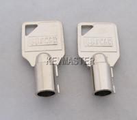 7.5mm Tubular Blank Key For Plum Blossom Keys