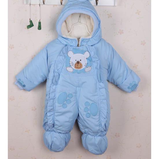 spedizione gratuita ingrosso autunno e inverno vestiti del bambino abbigliamento bambino corallo vello animale stile di abbigliamento pagliaccetto del bambino vestiti