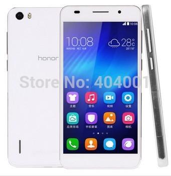 "Huawei честь 6 честь 6 плюс в мобильных телефонов WCDMA 4 г LTE кирин 920 Octa ядро 3 ГБ оперативной памяти 5.0 "" 1920 x 1080 P 13MP андроид 4.4 wifi л . н ."
