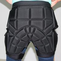 Medium Snowboard Ski Skating Protective Impact Shorts Pants Fall Protection Butt Crash Pads Black Men Women High Quality