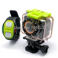 Waterproof Sports Video Camera 30M Waterproof Full HD1080P 30FPS HDMI Built-in Wifi+Watch remote control(SC-31)