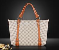 NEW 2014 Women's PU+Leather Bag Women Handbags Messenger Bags Shoulder Bags Ladies Woman Handbag Clutch Vacation Shopping