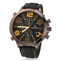 Women's Diamante Gold Dial Alloy Band Quartz Analog Wrist Watch (Assorted Colors)