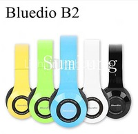 Bluedio B2 Music Over-Ear Wireless Bluetooth Headphones Earphones for Mobile Phone Computer High Quality Headphone