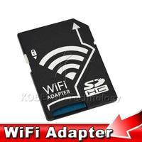 C10 Class 10 SDHC Card Adapter Micro SD MicroSD TF Converter for SONY Canon Nikon Camera Transfer Wireless Support 8GB 16GB 32GB