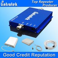 W-CDMA 2100Mhz Signal Repeater 3G Booster WCDMA Signal Repeater 3G Cellluar Phone Amplifier set