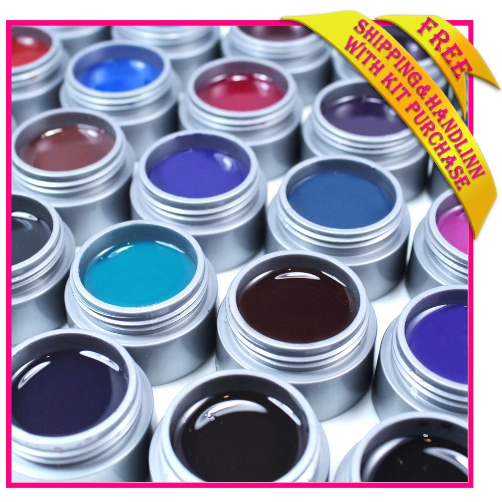 2014 new Arrivel UV Gel Nail Temperature Change Color UV Nail Gel Freeshipping(China (Mainland))
