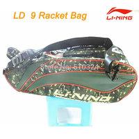 Lin Dan Badminton Bag Li-Ning 9 and 6 Racket Badminton Army Bag Dedicated LD ABJJ096 ABJJ088