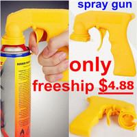 free shipping 2014 easy spray for car wheel rim styling color spray for car wheel plasti dip handle spray gun