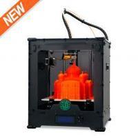 World's Most Coolest DIY Desktop FDM 3D Printers Sigle Extruder the build size is 24*20*20cm,send 1 roll