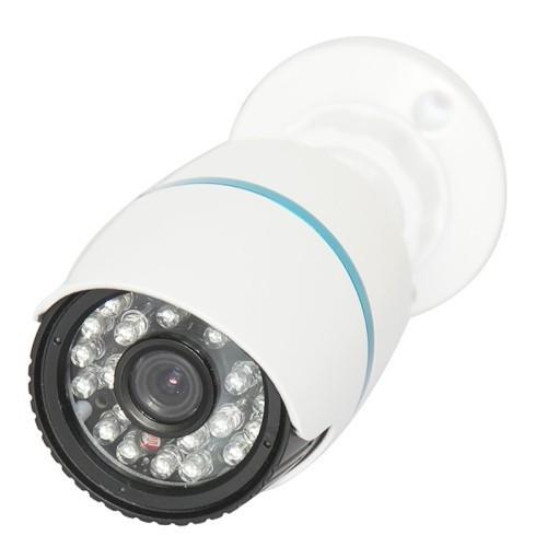 Motion Detection and 20m IR Night Vision IPCC-B10 H.264 720P Network, 1.0 Megapixel 3.6mm Lens, Waterproof IR Bullet Camera(China (Mainland))