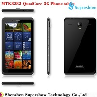 7inch Quadcore 3G phone tablet MTK8382 Quad-core Android 4.4 FM Bluetooth GPS WIFI Camera 1024*600 3G quadcore phone tablet