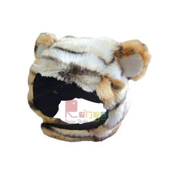Завод прямого тигр шляпа украшена шляпа petcaps животное шляпа товаров для домашних животных оптом шляпа превратились