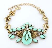 Lovely Candy Coated Bracelet 2014 New Statement Bracelet Fashion Jewelry  cxt9098