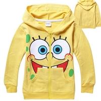 2014 New Kids Coat Girls Sweatshirts Children Hoody Child Spring Hoodies Tops Cotton Comfortable 1pcs/lot