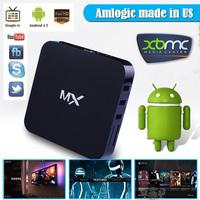 Original MX  TV Box Android 4.2 Dual Core XBMC Midnight 1G RAM 8G ROM Dual ARM Cortex A9 WiFi Build In Free Shipping