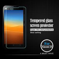 New Popular screen protector For XIAOMI 2S Tempered glass M2S MI2S MI2 M2 4.3 HD clear film ultra thin guard Anti-Bubble Crystal