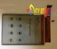100% original new 6-inch E-Ink Pearl HD ink screen, ED060XG1 768 * 1024 HD resolution display Free Shipping