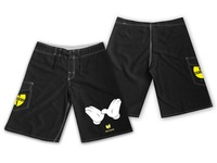 Wu Tang trousers men shorts boardshort sports cloth