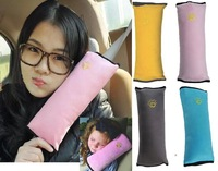Car Shoulder Neck Strap Car Safety Seat Belt Pillow Cushion Harness Comfortable car Shoulder Pad ,mixed 4pcs/lot,free shipping
