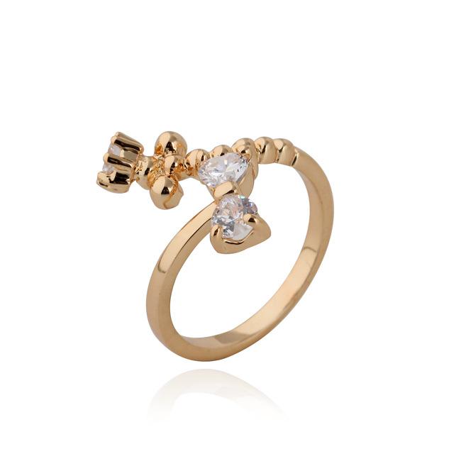 popular 8 gram gold ring from china best selling 8 gram