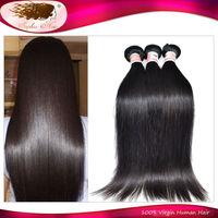 Discount Grade 5A Rosa Hair Products Brazilian Virgin Hair Straight Human Hair Weave Natural Color Mix 3pcs/lot Buy Hair Online